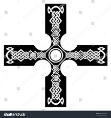 cross tatoo celtic cross tattoosceltic cross tattoo another stock vector