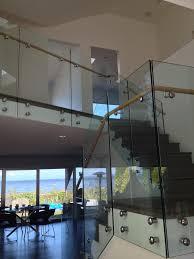 steel door glass railings philippines railing tempered clipgoo