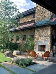 Outdoor Fireplace Surround by 307 Best Outdoor Fireplaces U0026 Firepits Images On Pinterest