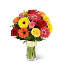 gerbera bouquet gerbera multicolor bouquet at send flowers