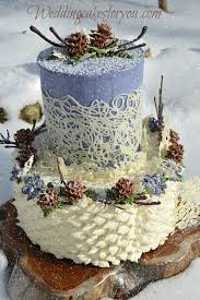 wedding cake tutorial winter cake tutorial featuring buttercream pinecones and chocolate