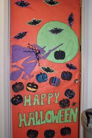 classroom door decorations for halloween how to make homemade