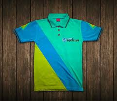 10 free polo mockup templates with editable psds
