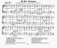 hymns and carols non english