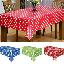 table covers for party waterproof oilproof plastic tablecovers table cloth cover party