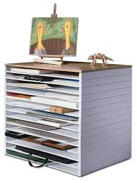 Art Supply Storage Cabinets by Best 25 Art Supplies Storage Ideas On Pinterest Organize Art