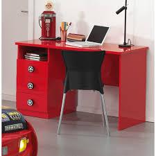 chambre enfant formule 1 bureau laqué formule 1 cbc meubles
