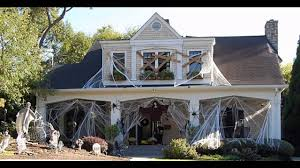 Scary Halloween House Decorations Scary Haunted House Decorations Youtube