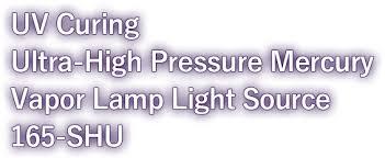 Mercury Vapor Lights Ccs Inc Uv Curing Ultra High Pressure Mercury Vapor Lamp Light