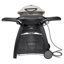 Patio Master Grill by Weber Q 3200 Lp Gas Grill Hayneedle