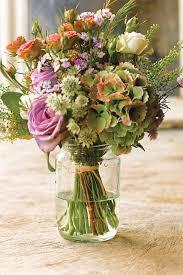 How To Make Flower Arra How To Make A Hand Tied Bouquet Flower Arrangement Ideas