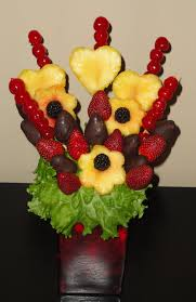edibles fruit baskets edible fruit centerpiece arrangement