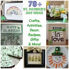 70 st patrick u0027s day ideas crafts activities recipes decor