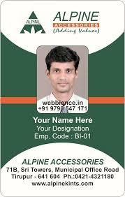 id cards printing print casa id card free psd office identity