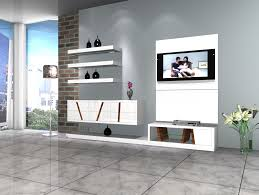 wonderful tv units design in living room along with modern tv