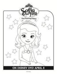 sofia coloring pages princess butterfly sofia