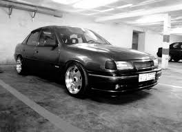 vauxhall vectra black zo3bi33 1995 opel vectra specs photos modification info at cardomain
