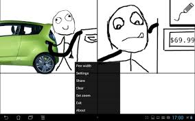 How To Create A Meme Comic - rage comic maker android apps on google play