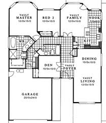 1500 Square Foot Ranch House Plans 1500 Sq Ft Ranch Style House Plans