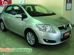 toyota auris used car currently 12 toyota auris for sale in boksburg mitula cars