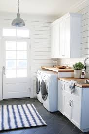 get the look laundry room slate flooring studio mcgee and