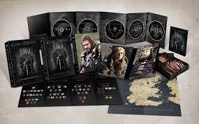 amazon com game of thrones the complete first season dvd