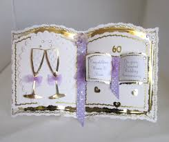 bookatrix wedding anniversary 60th