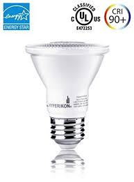 hyperikon par20 led bulb 8w 50w equivalent 3000k soft white