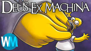 how to ruin a movie deus ex machina troped youtube