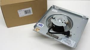 Broan Bathroom Fans S 97017707 Broan Nutone Motor U0026 Blower Wheel For 8814r B Walmart Com