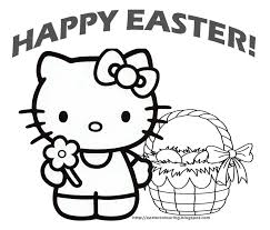 holiday bunny coloring book easter egg coloring sheet free