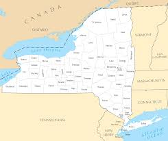 Connecticut New York Map by Where Is New York New York Maps U2022 Mapsof Net