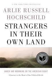strangers in their own land ebook by arlie russell hochschild