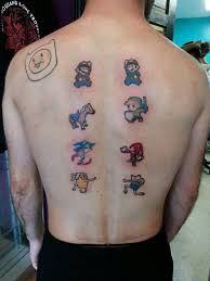 60 best video games tattoos