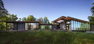 carlton architecture clads north carolina home in dark cedar and