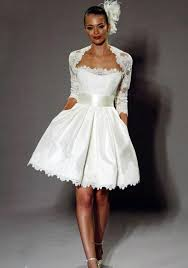 Vintage Lace Wedding Dresses With Sleevescherry Marry Cherry Marry Short Lace Vintage Wedding Dress With 3 Per 4 Sleevescherry Marry