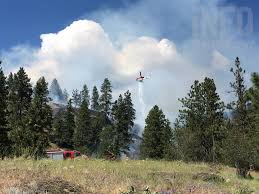 Bc Wildfire Data by Update Westside Road Wildfire Now 2 5 Hectares Infonews Ca