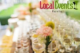 local party rentals local events rental party rentals wedding rentals event rentals