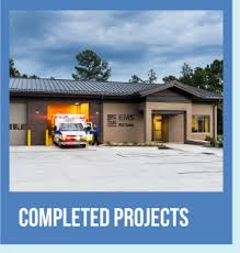 facilities design and construction projects