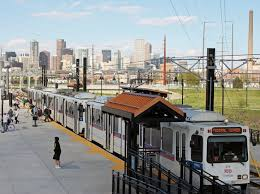 light rail schedule w line report light rail is less accessible for denver s poor areas cpr