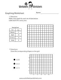 graphing practice worksheet free printable educational worksheet