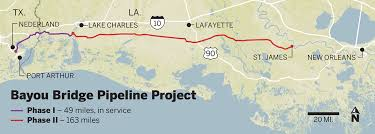 bayou map bayou bridge pipeline permit challenged in new lawsuit nola