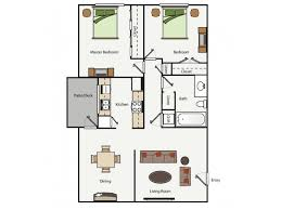 two bedroom cottage floor plans 2 bed 1 bath apartment in salinas ca woodside park
