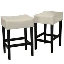 leather backless counter stools foter