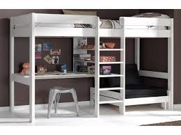 lit mezzanine avec bureau int r lit de luxe lit 2 places mezzanine lit mezzanine ikea 2 places