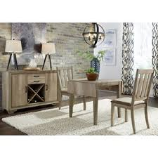 mission style table ls shop table and chair sets wolf and gardiner wolf furniture