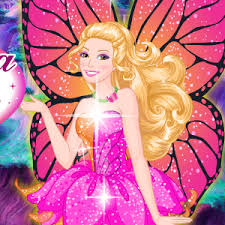 barbie mariposa dress game barbie games fairy