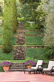 Best Landscaping A Slope Images On Pinterest Landscaping - Backyard vineyard design