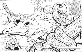 top 76 crocodile coloring pages free coloring page