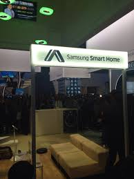 all about connected homes at the samsung smart home connected
